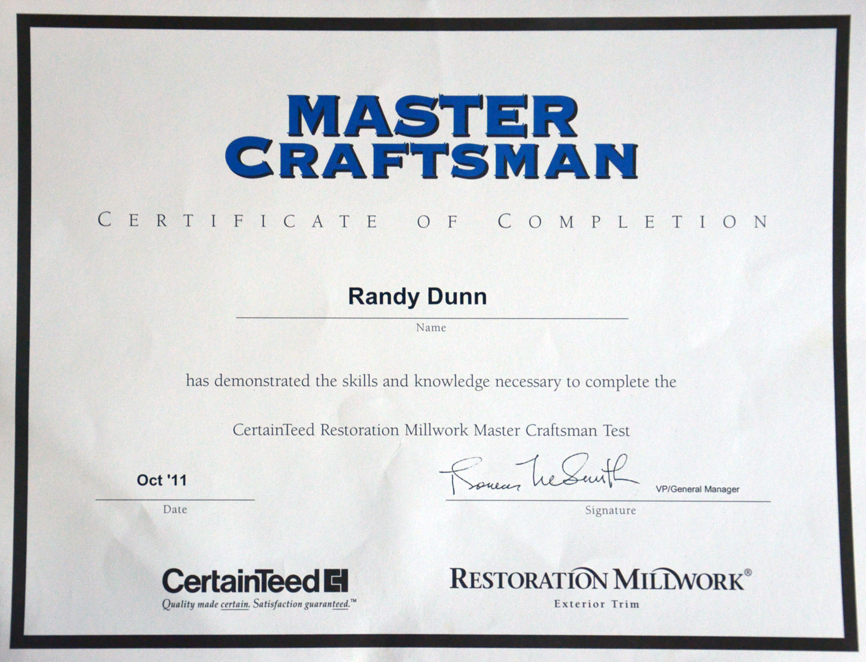 Certifications hr dunn construction 7 dsc8203 1betcityfo Image collections