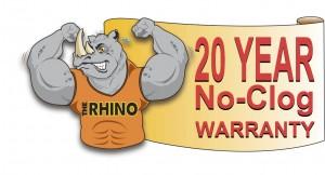 Rhino Warranty Art