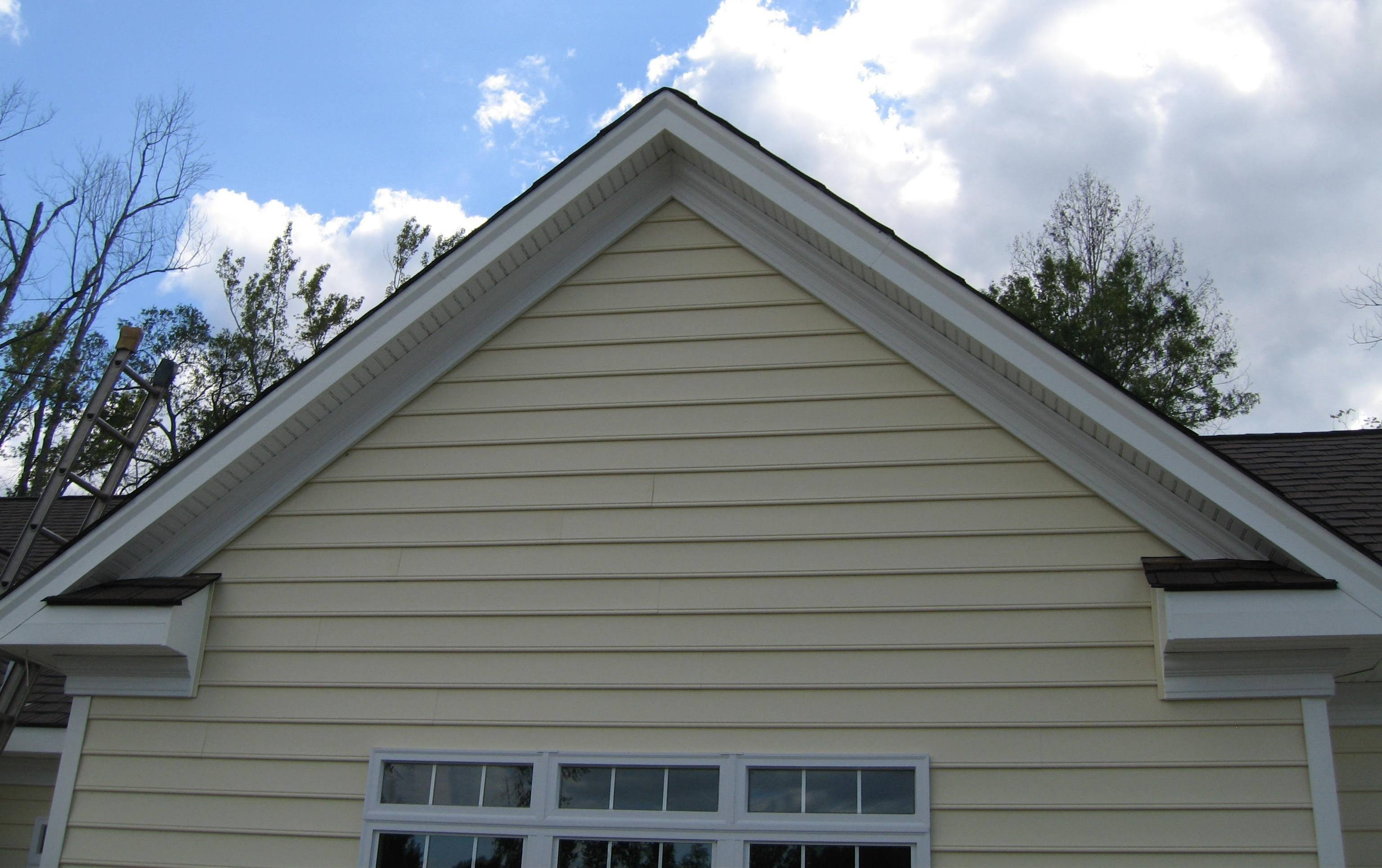 Home Exterior Trim H R Dunn Construction